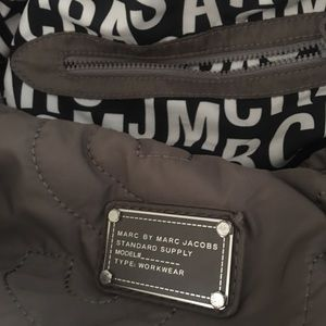 Marc Jacobs large nylon bag